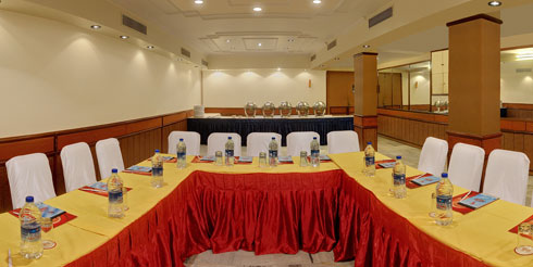 Conference Hall at Hotel Kanchandeep Jaipur